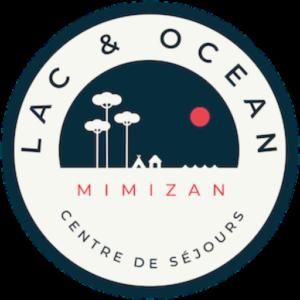 Logo lac et océan mimizan
