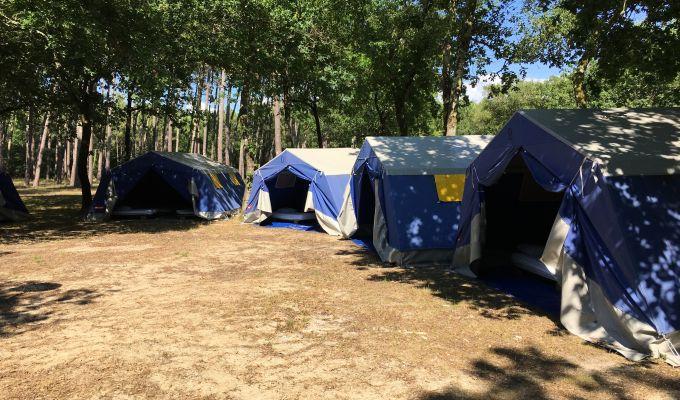 tentes exterieures
