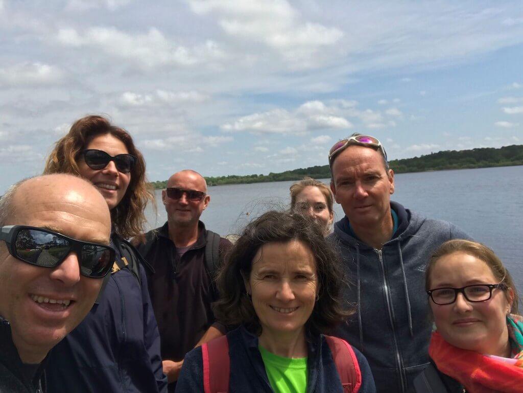 Equipe Lac et ocean